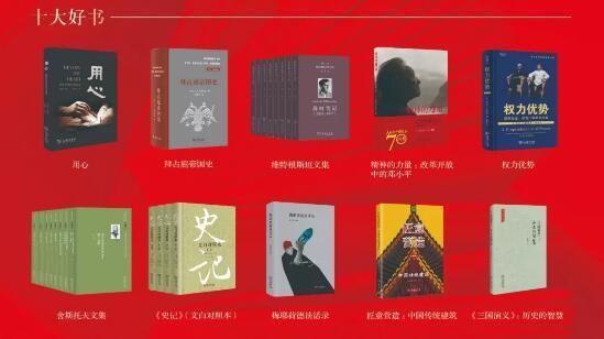 """【新鲜出炉】2019商务印书馆人文社科""""十大好书"""""""